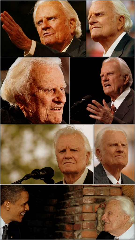 Rev. Billy Graham